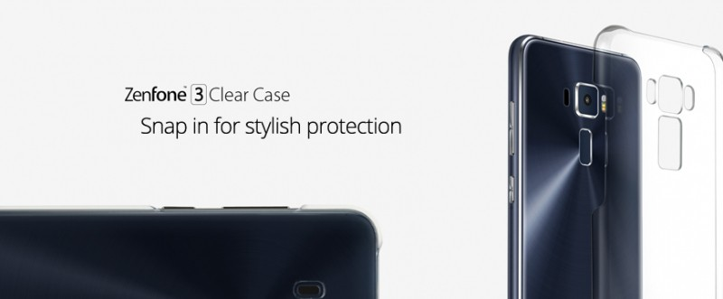Clear Case th stylish protection