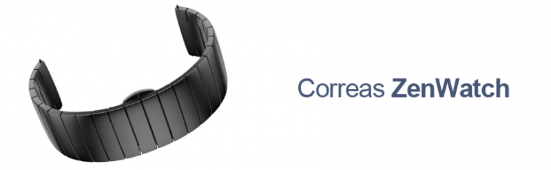 Correas ZenWatch Asus